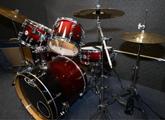 Instrumentos musicales (batería)