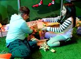 niños jugando