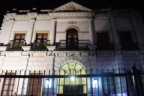 ex Centro General de Instrucción para Oficiales de Reserva