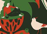 Ilustración de Cecilia Rodríguez Oddone