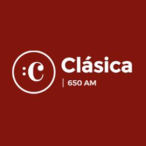 Logo Radio Clásica