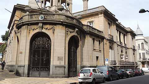 Fachada Palacio Taranco