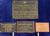 Medallas otorgadas a estudiantes