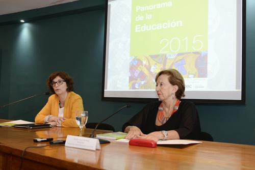 directora de educación y ministra