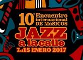 Jazz a la Calle del 7 al 15 de enero en Mercedes
